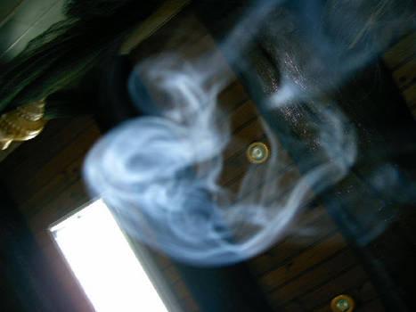 THE SMOKE AT LAST