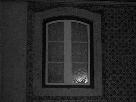Traditional Sesimbra Window