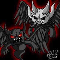 The Fallen Demons by RahkshiChao