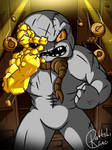 Ultra Greed: Money equals Power