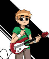 Scott Pilgrim by RahkshiChao