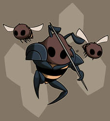 The Hive's Knight