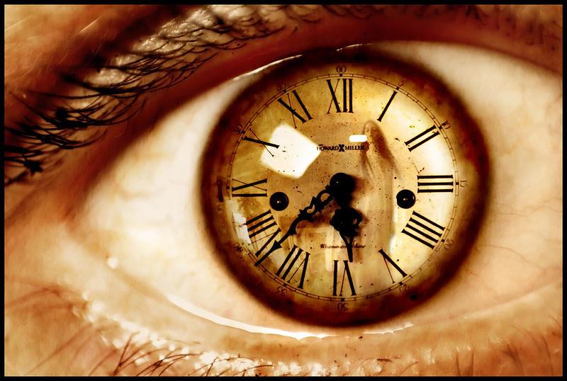 Eye of Time -II- by YourSweetAgony