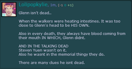 Is he actually Dead? Or IS He? (SPOILER) by Niallrocksxx