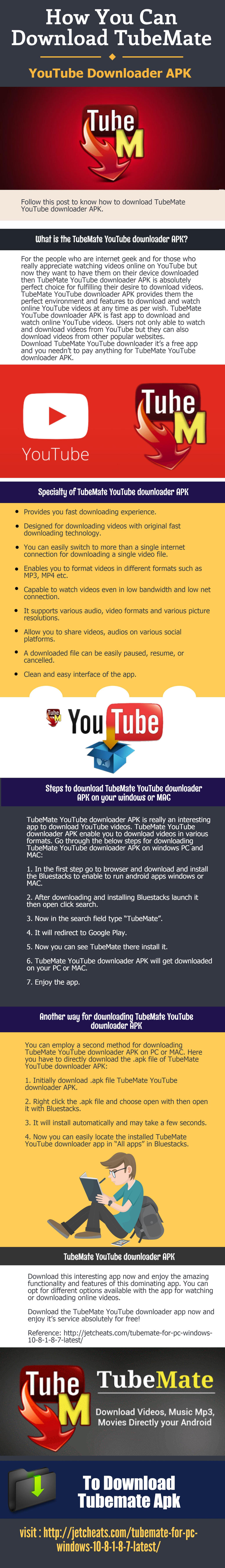 How You Can Download TubeMate YouTube Downloader by