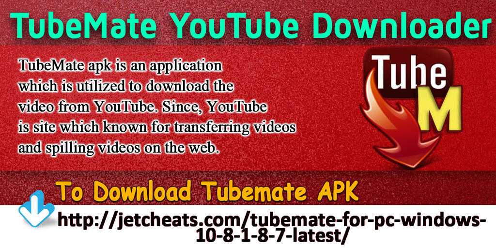 TubeMate YouTube Downloader by steverherbst on DeviantArt