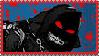 Stamp: Disturbed's mascot - The Guy1 by HanamiYumeno