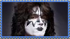 Stamp: KISS's Spaceman (Tommy Thayer) by HanamiYumeno