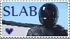 Stamp: Doctor Who's Slab love by HanamiYumeno