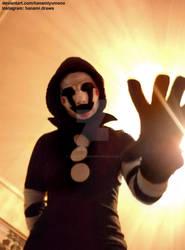 Cosplay: The Marionette (FNAF)