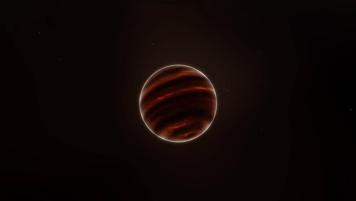 DEN 0255-4700: A fallen star e...