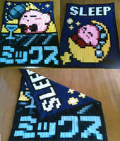 Kirby Blanket by coincollect408