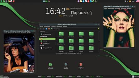 Manjaro Linux - Xfce Desktop (7)
