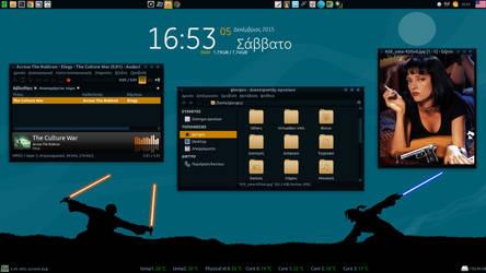 Manjaro Linux - Xfce Desktop (10)