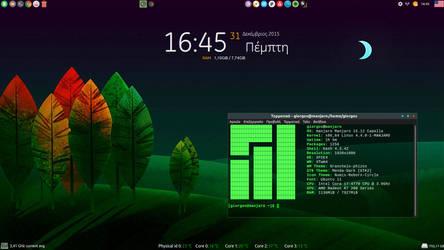 Manjaro Linux - Xfce Desktop (11)