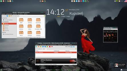 Manjaro Linux - Xfce Desktop (12)