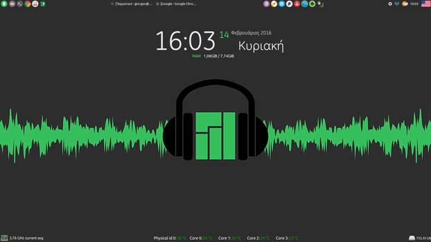 Manjaro Linux - Xfce Desktop (13)