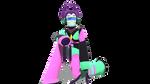 Fluorite (mmd) +DL+ (Updated)