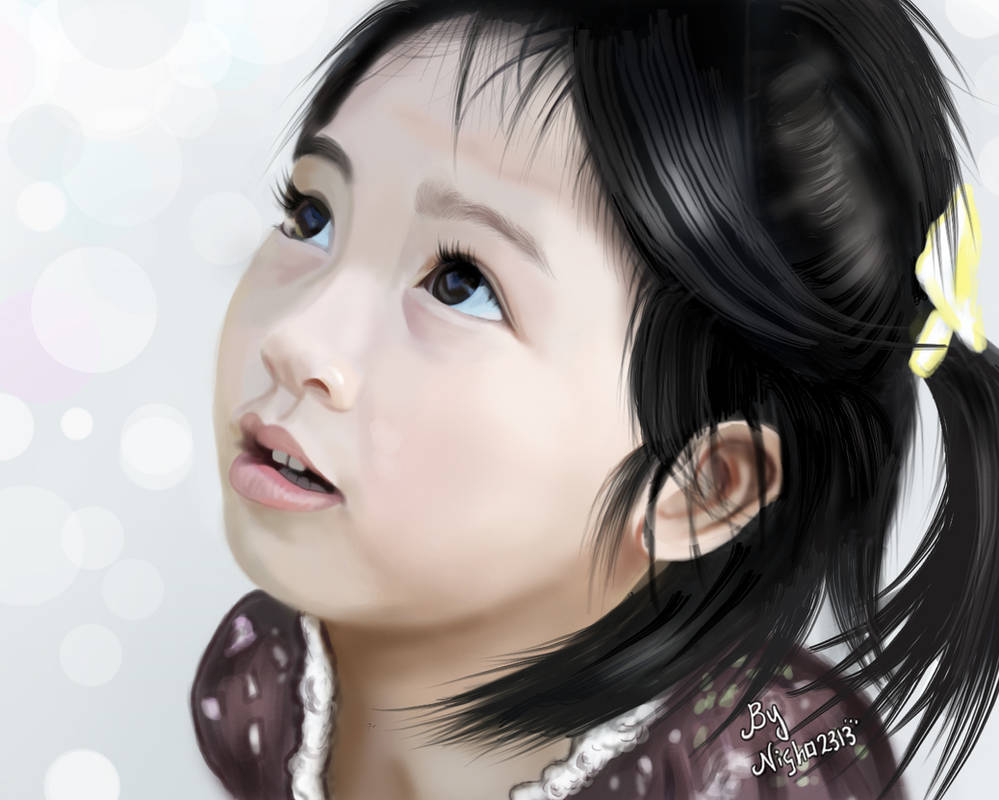 Little Giovanna by Nisha2313