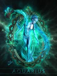 Aquarius by Nisha2313