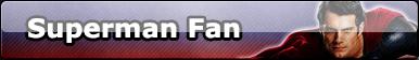 Superman Fan Button