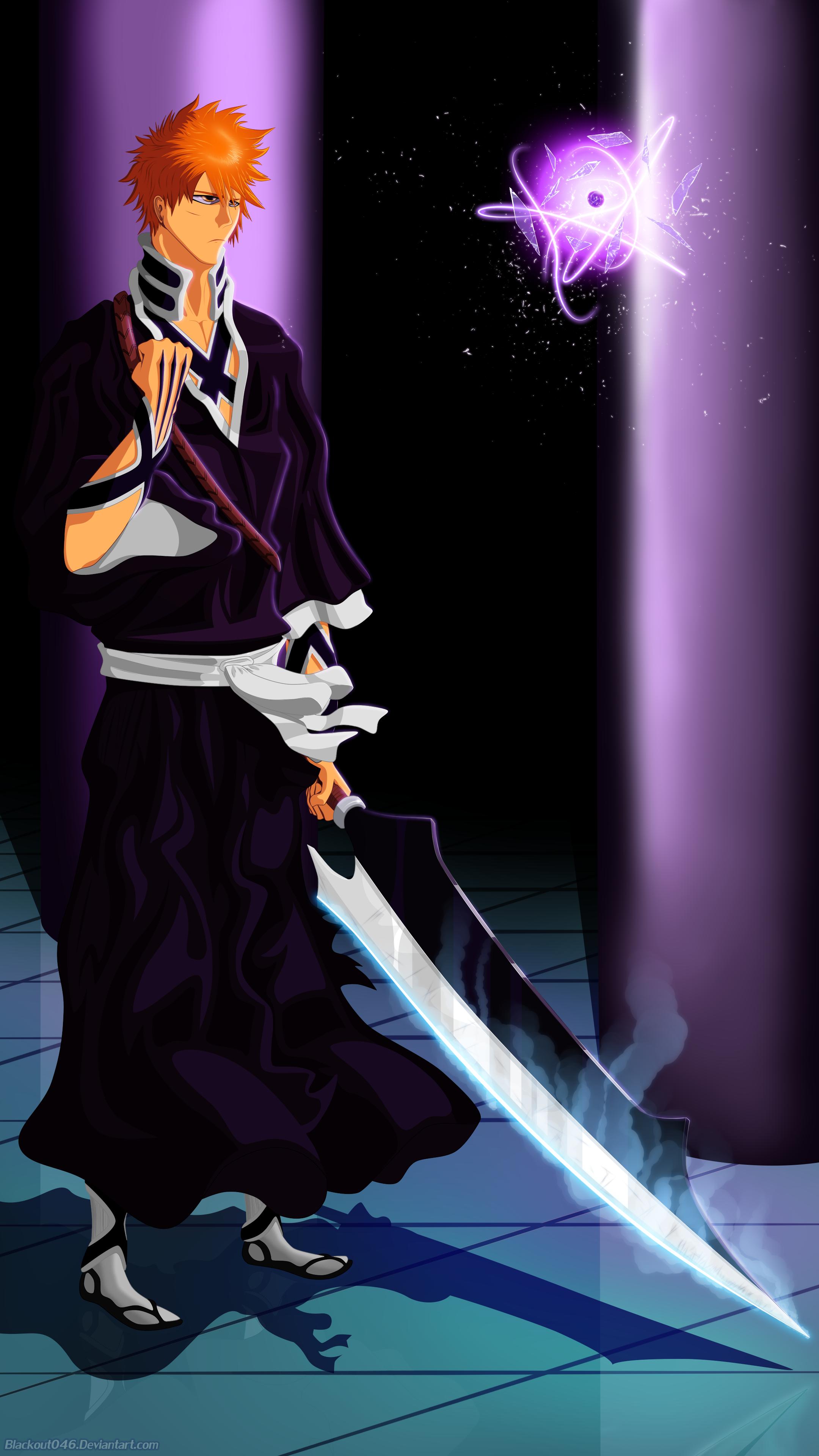 Shatter the Hogyoku, Kurosaki Ichigo! by Blackout046 on ...