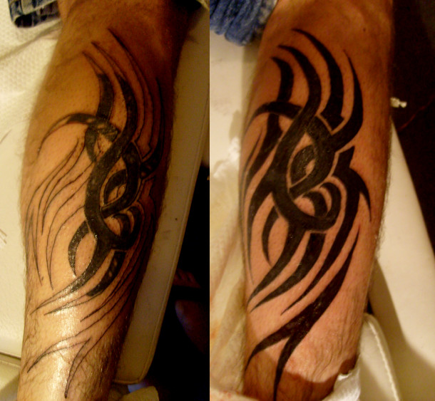 Tattoo tribal cover up by tattoo mad on deviantart for Tribal tattoos for cover up