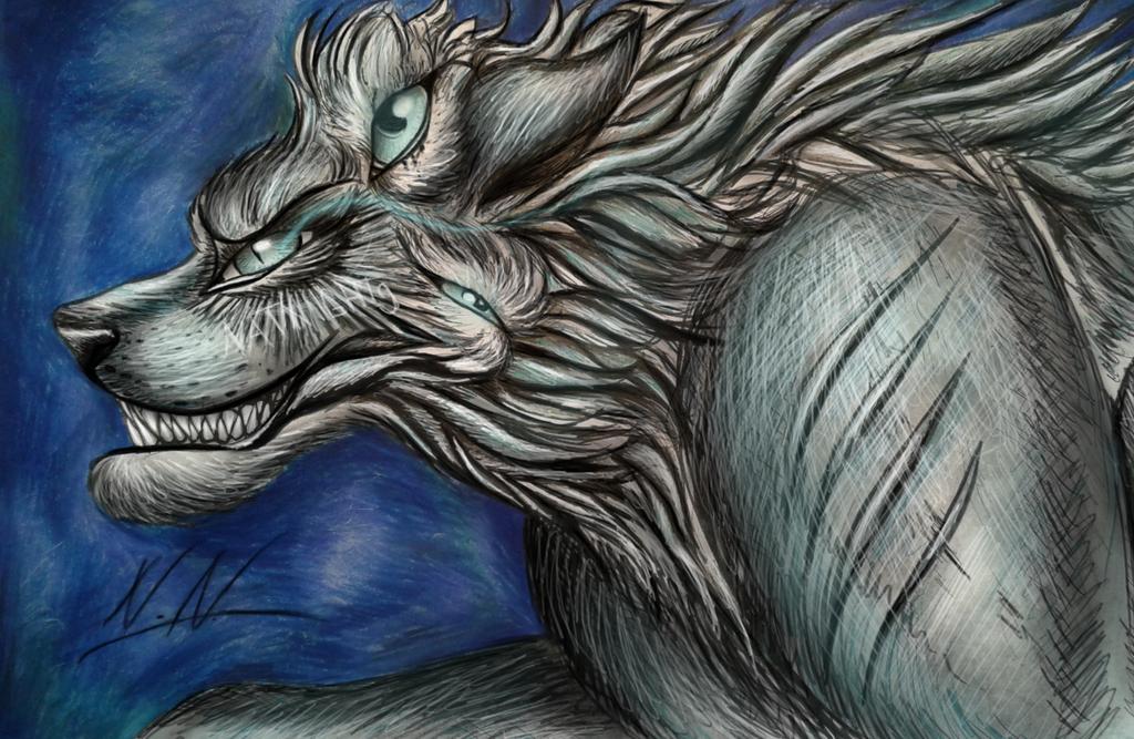 Wolfish by NatNight9