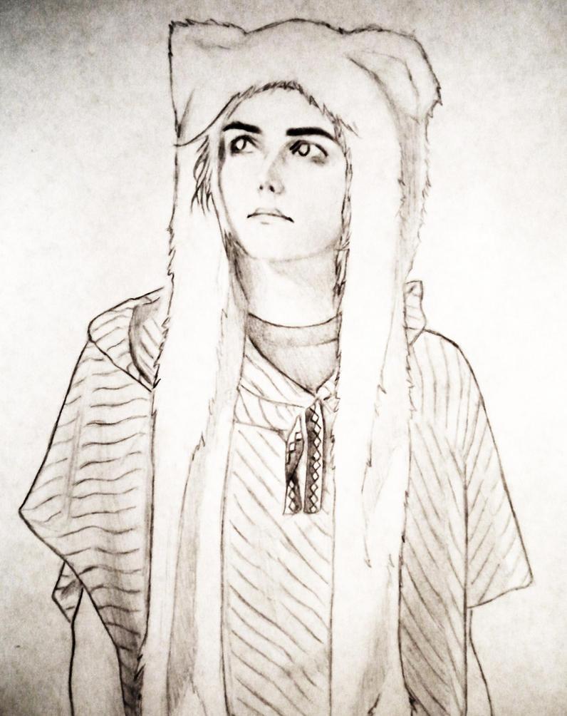 Gerard Way III by ilovemalloryjo