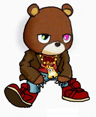 e99d7cc0c2b50 Kanye Dropout Bear circa 2004 by RenOfSwagzareth on DeviantArt