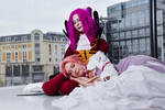 Cosplay Code Geass - Cornelia et Euphemia by Kawaii-Trix