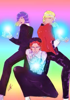 '' Par la puissance du RP ! '' - MS Gundam