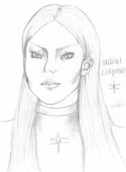 Undine - Traditional Portrait theme #2 by Kawaii-Trix