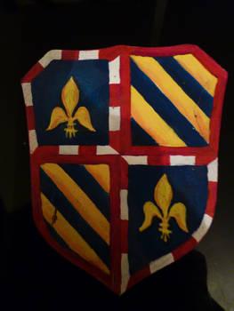 Armoiries de la Bourgogne