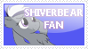ShiverBear Fan Stamp by katGh0st