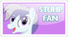 Stuhp Fan Stamp by katGh0st
