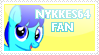Nykkes64 Fan Stamp by katGh0st