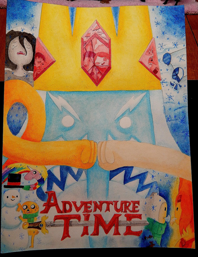 Adventure Time by Elizabeth159