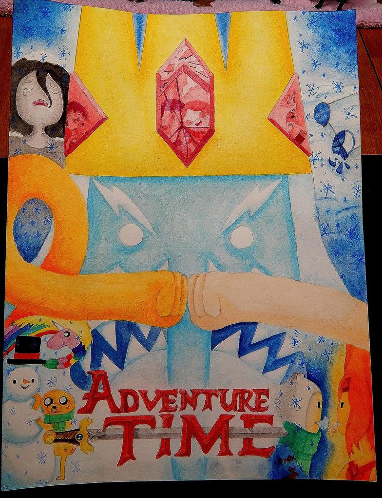 Adventure Time by Elizabeth159