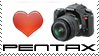 Stamp Pentax by Salvas