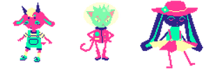 neon tiny guys (open 1/3)