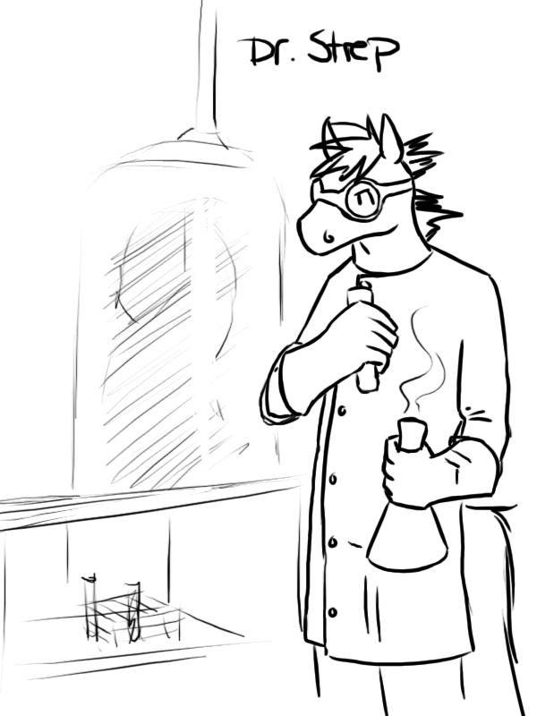 Dr. Strep by Caelann