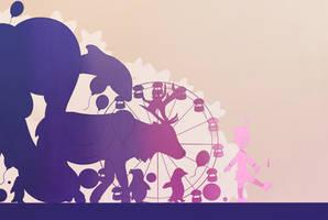 The Dream Parade by LunaV2