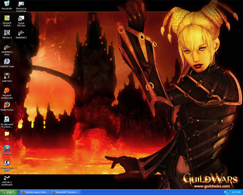 Guild Wars by videodragon