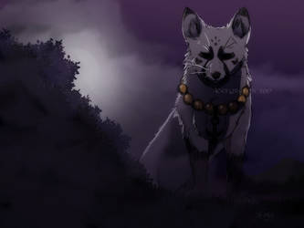 The Night Watcher by icefyrefox