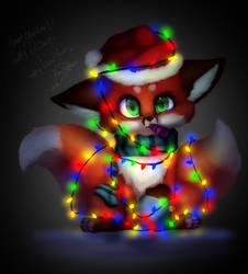 Happy Holidays! by icefyrefox