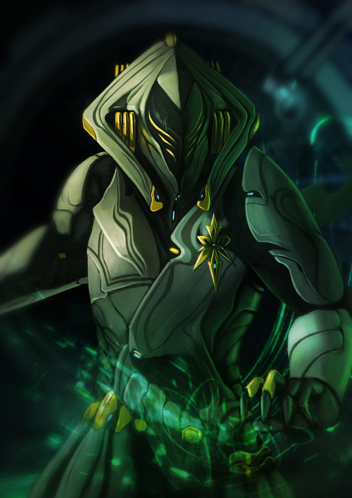 Warframe - Loki Prime by Boris Tsui by 3dsensemediaschool ...