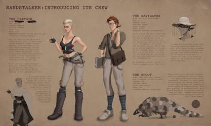 Concept design by Deanna Que
