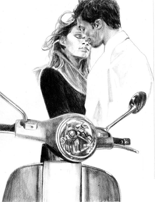 Romance by redghostman