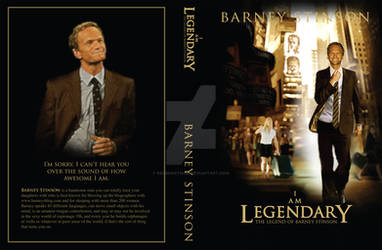 I Am Legendary by redghostman